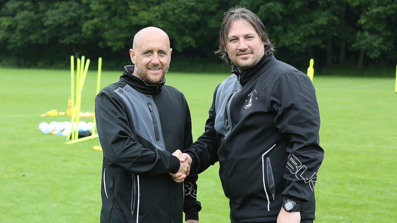 Paul Jenkins and Craig Harrison