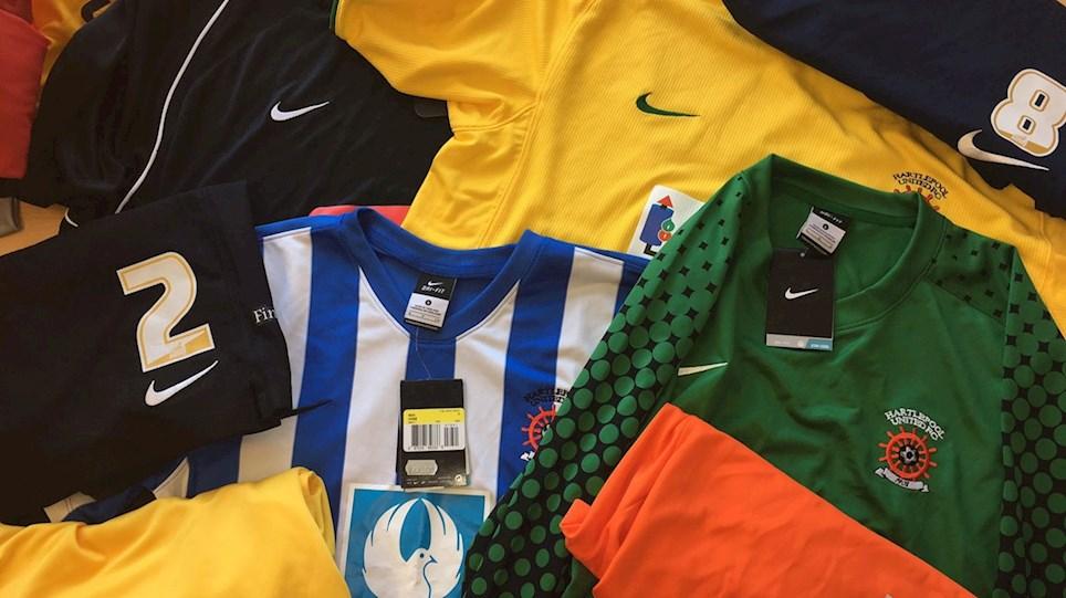 65e44c3f04f Club Announce New Kit Supplier - News - Hartlepool United