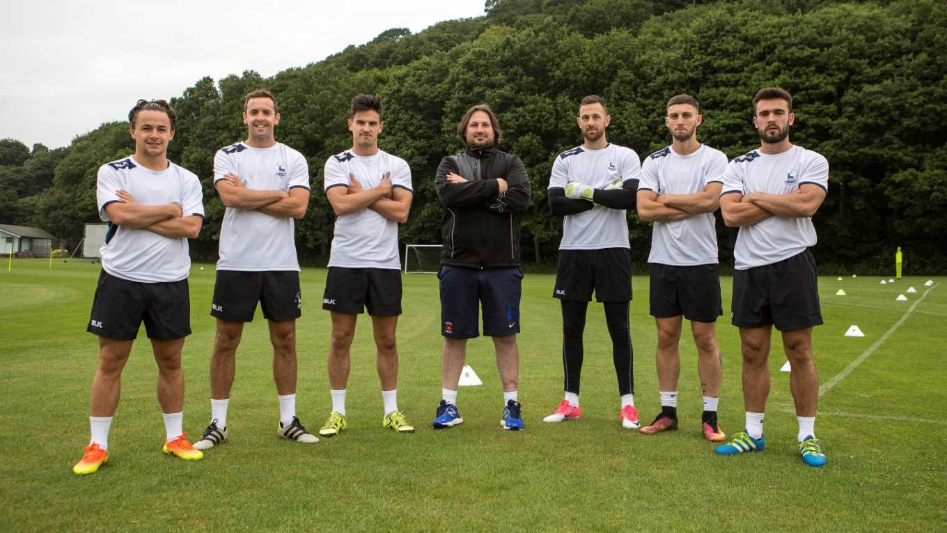 Pools' summer signings