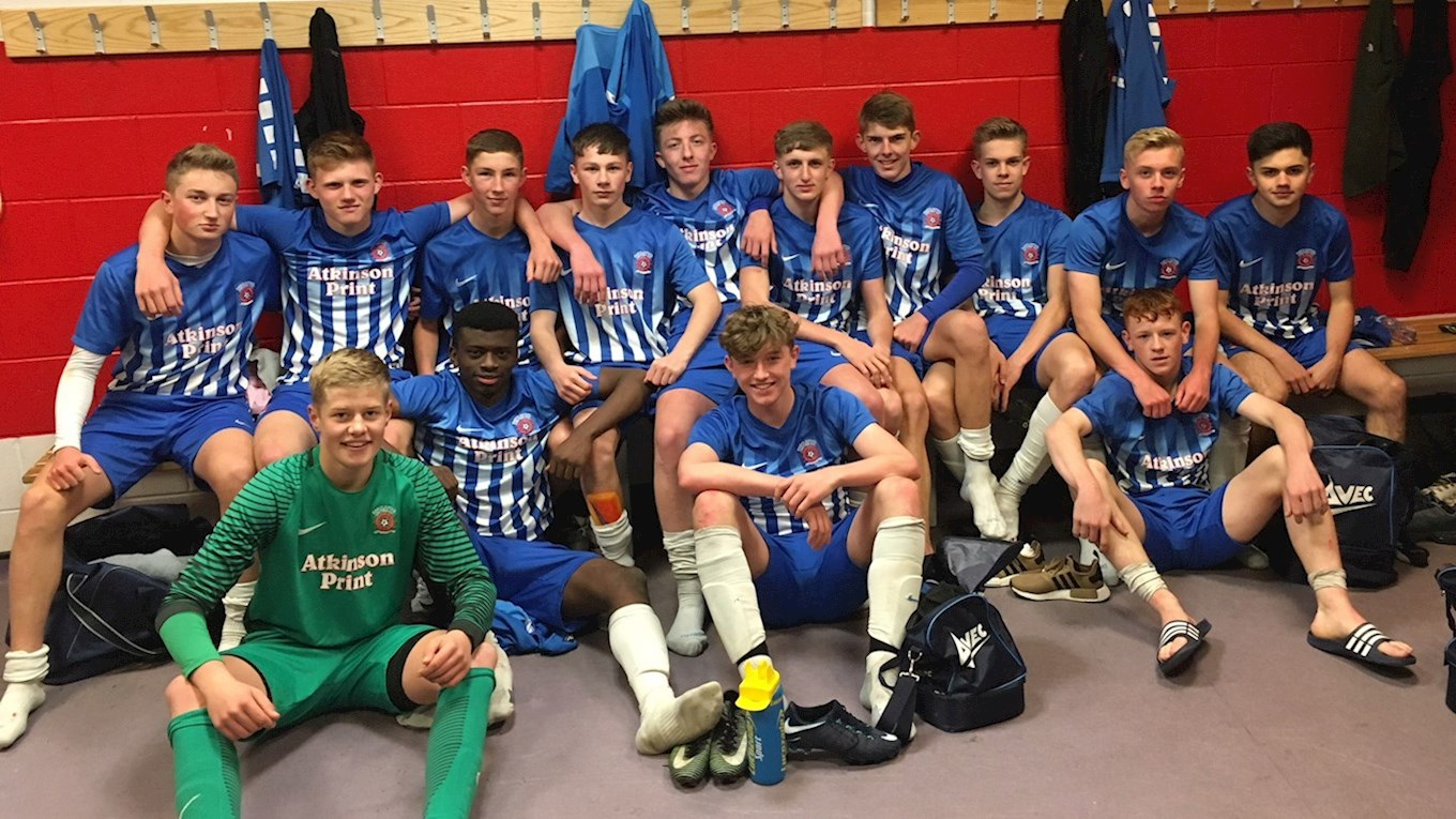 Hartlepool United Under-16s