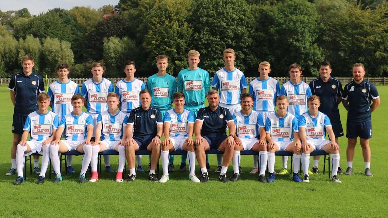 Hartlepool United Youth Team 2017/18
