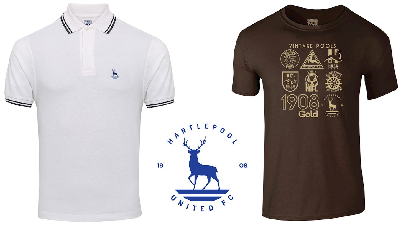 7a9afef4e New Arrivals In The Club Shop - News - Hartlepool United