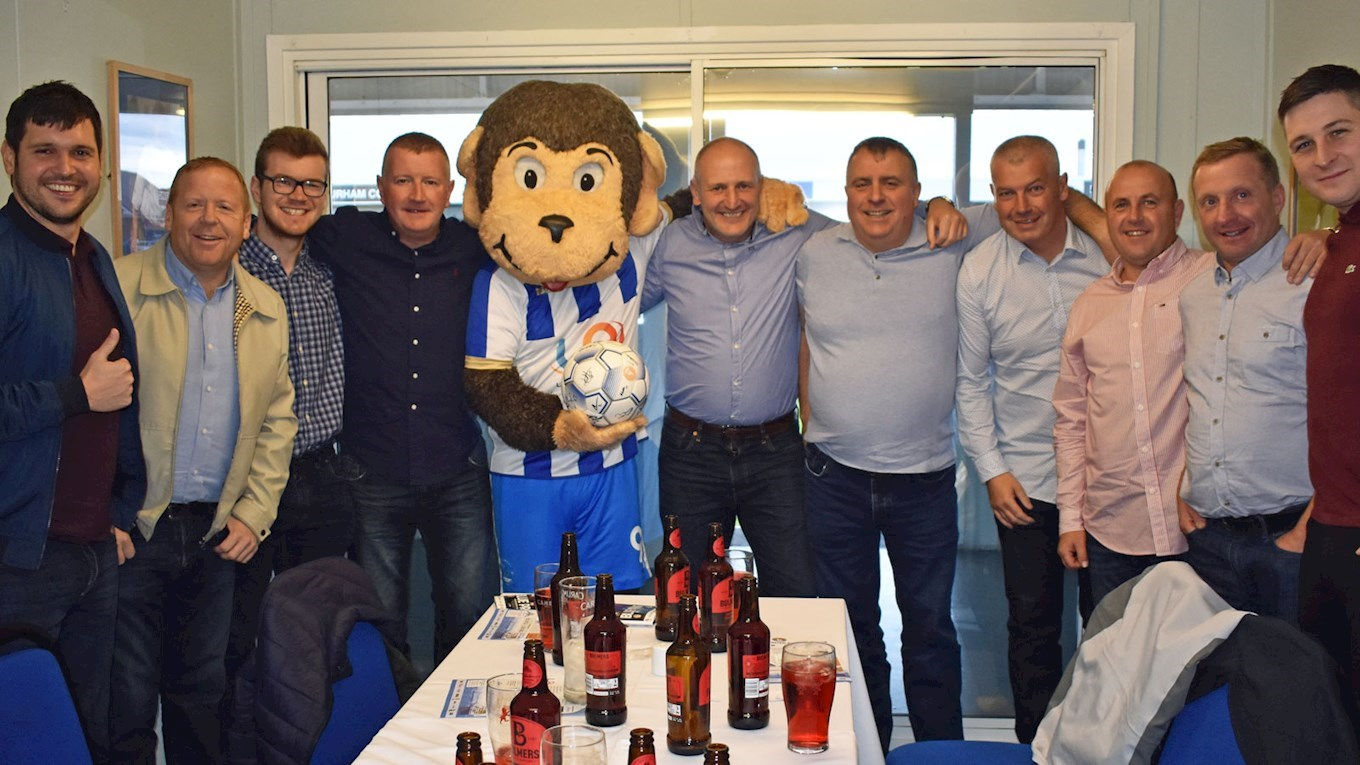 Matchday Hospitality For Aldershot Town Game - News - Hartlepool United