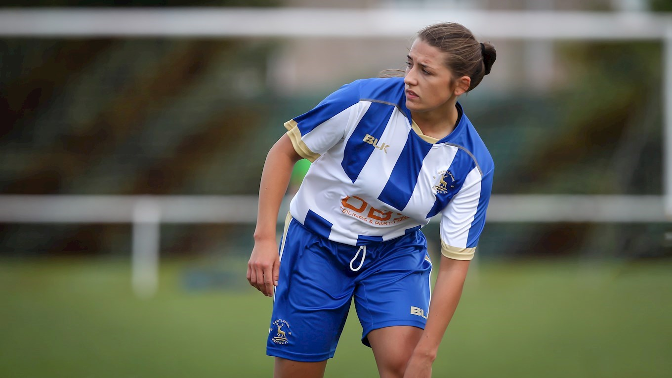 Women Ready For Top Of The Table Derby - News - Hartlepool United c86061dfb6