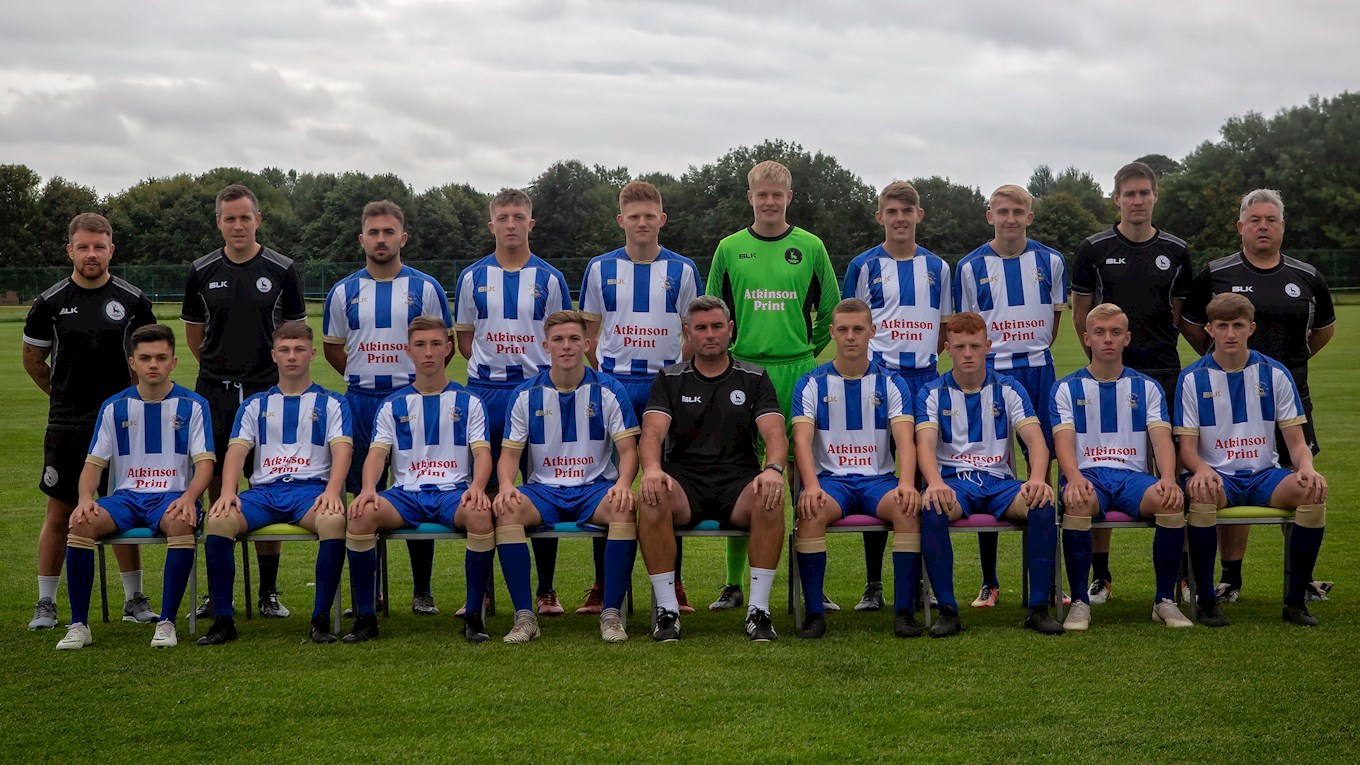 Hartlepool United Youth Team 2018/19
